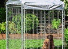 Hayvan Barınakları Tel Çit